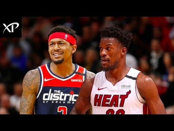 Washington Wizards vs Miami Heat - Full Game Highlights | 2019-2020 NBA Season