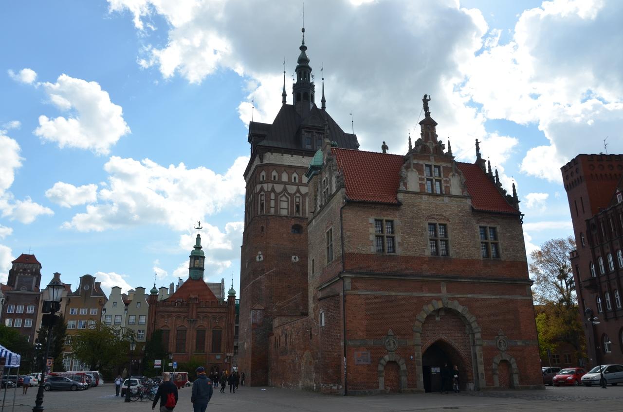 gegALrNOC2w Гданьск - северная столица Польши.