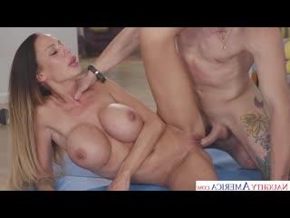 McKenzie Lee - Mckenzie Lee Works Up A Sweat Before Fucking Sons