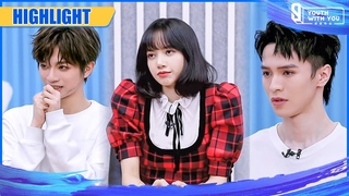 Clip: Hard For LISA To Make The Decision: Neil Or Krystian? | Youth With You S3 EP18 | 青春有你3