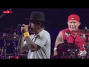 Red Hot Chili Peppers Summer Sonic Tokyo 2019 Proshot from live stream