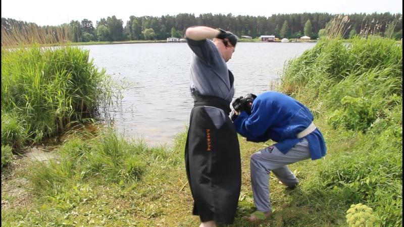Kaiten nage Aikido Club Randori Alexander Nekrasov