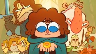 "The Ultimate ""Lord of the Rings: Fellowship"" Recap Cartoon"