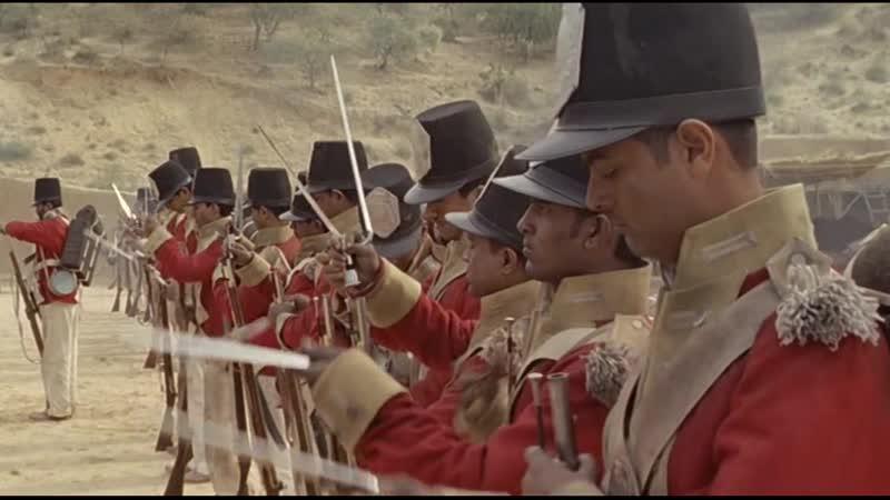 Приключения королевского стрелка Шарпа Испытание Шарпа Резня в форте Часалгаон