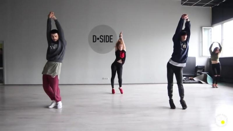 Rihanna – Cockiness - Choreography by Yana Tsybulska - D.Side Dance Studio.mp4