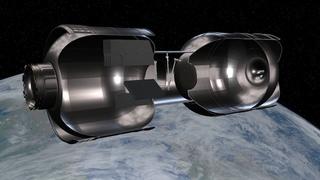 Форпосты на орбите Земли - решение проблемы космического мусора. [Концепция Nanoracks и MLS]