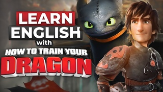 Learn English with HOW TO TRAIN YOUR DRAGON | Vikings and Dragons
