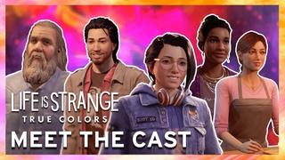 Meet the Cast of Life is Strange: True Colors