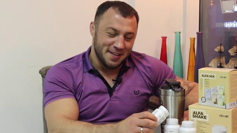 Чемпион по рукопашному бою о продукции AGenYZ - Геннадий Ковалев.