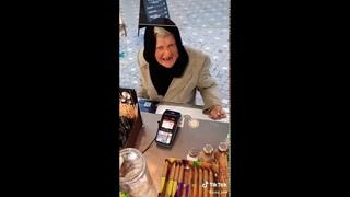 бабка покупает кофе  36грн ты чё ахуе* TikTok (ПОЛНАЯ ВЕРСИЯ) СМЕШНО 😂 ФРЕШМЕН УКРАЛ МОЕ ВИДЕО!!!!!