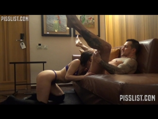 Valentina Bianco Golden Shower [ Ass Licking, Piss Swallow, Piss In Mouth, Rimjob Anal, Deep Throat, Pisslist Rough Sex ]