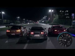 Vladislav Chekunov: Need For Speed in Real Life Part II