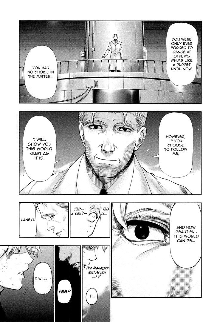 Tokyo Ghoul, Vol.10 Chapter 99 Unknown, image #13