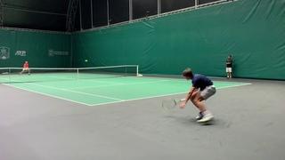 Rafa Nadal vs Alex de Miñaur amazing super point Rolex Paris Masters 2020