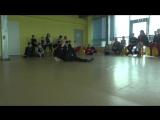 Денис (Дива) VS Андрей (Афина) SpinUp Battle 2018 2nd round