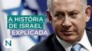 As origens do Estado de Israel. E do conflito com os palestinos