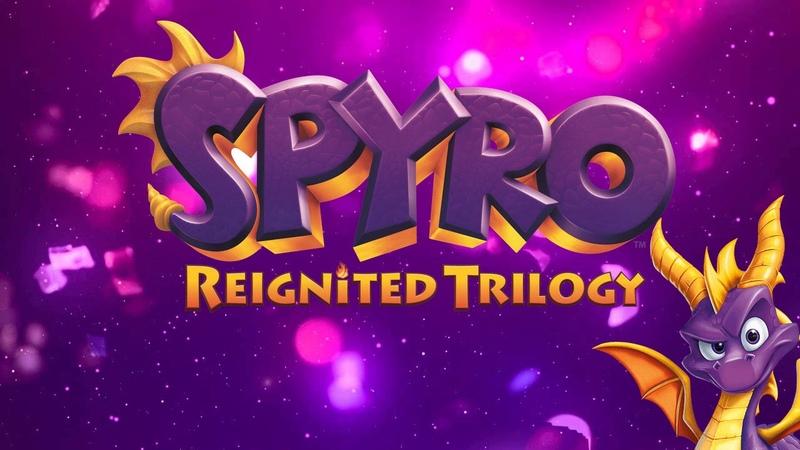 Spyro Reignited Trilogy Full Original Soundtrack OST
