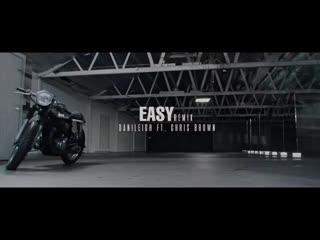 "Danileigh & chris brown - ""easy"" (remix)"