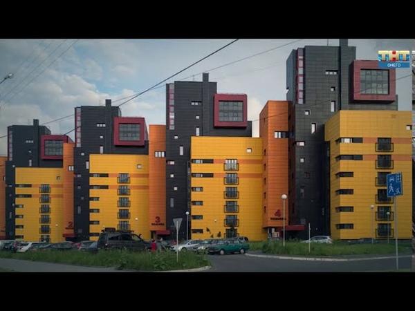 Абсурдное соседство в Петрозаводске