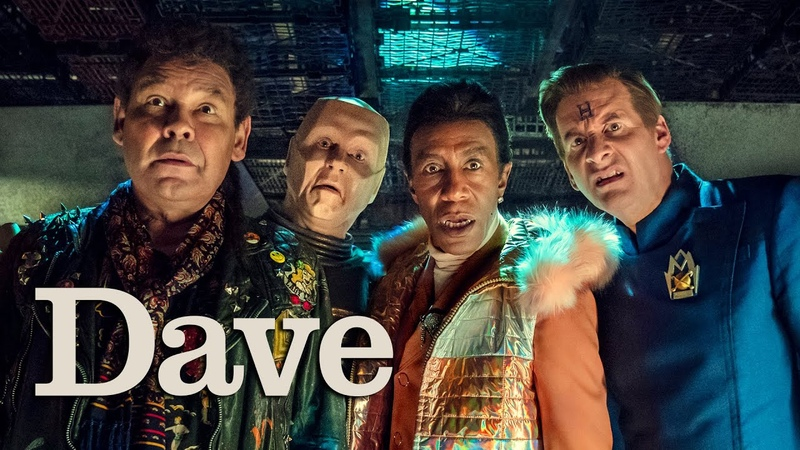 Brand New Red Dwarf COMING SOON Dave
