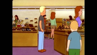 Boomhauer Teaches Bobby How To Pick Up Women