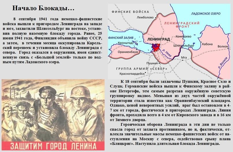 Блокада Ленинграда: история 827 дней в осаде., изображение №1