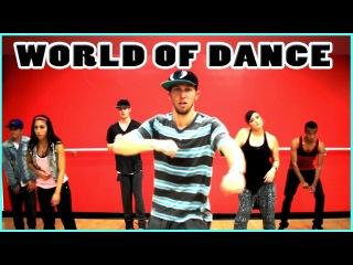WORLD OF DANCE (2013) - BANGERZ Choreography & Freestyle   Hip Hop/Dubstep Dance Routine #WOD