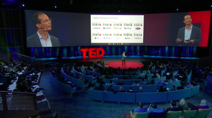 Топ-11 полезных лекций TED для стартаперов и маркетологов, image #1