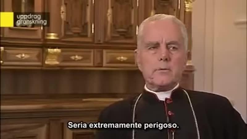Bispo Williamson sobre a mentira do Holocausto