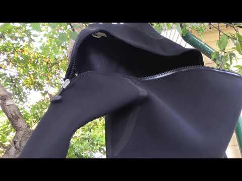 Обзор сухого неопренового гидрокостюма по индивидуальным размерам для кайт виндсерфинга