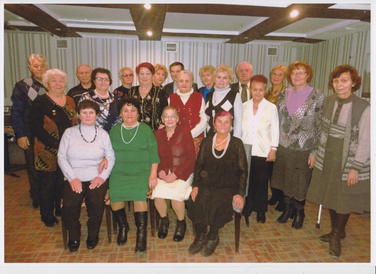 Новогодний праздник и Рождество встретили ветераны Острова