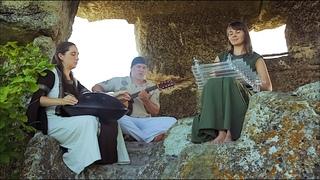 Alizbar & Ann'Sannat - Morilíre (Quenia)/Ноктюрн /Crystal Harp /Финская cказка/ Мангуп/ Крым/Gizouki