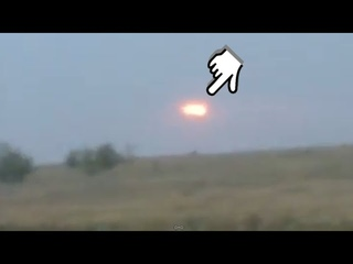 The ghost that appeared out of nowhere and huge UFO seen in Russia