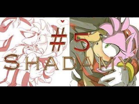 ~Shadamy short comics~ 5