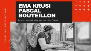 Exclusif! Ema Krusi et Pascal Bouteillon