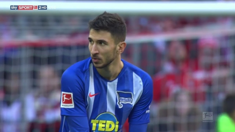 Grujic's Brilliant Performance On Matchday 23 • 2018/19