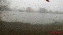 Дождь и холод обломал рыбалку и размыл дороги