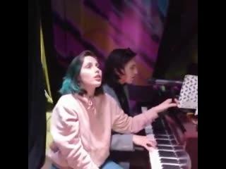 Мария Бабко не стреляйте в пианиста, он играет как может! 2 GoddesBabko #goddesbabko #mashababko