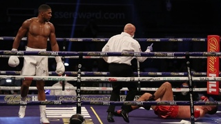 Anthony Joshua vs Kubrat Pulev Highlights HD