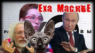 Эхо Москвы - ЭТО МОЙ НАТУРАЛЬНЫЙ ЦВЕТ / Кот Костян
