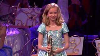 13 Year Old Girl Playing Il Silenzio (The Silence) - André Rieu