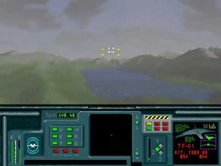 The Shadow Of The Third Moon - Amiga Game