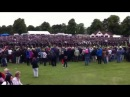 European Pipe band championship Forres