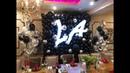 Делаем светящиеся буквы из воздушных шаров для оформления дня рождения