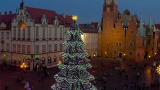 Президент Вроцлава привітав українців у Польщі з Різдвом!