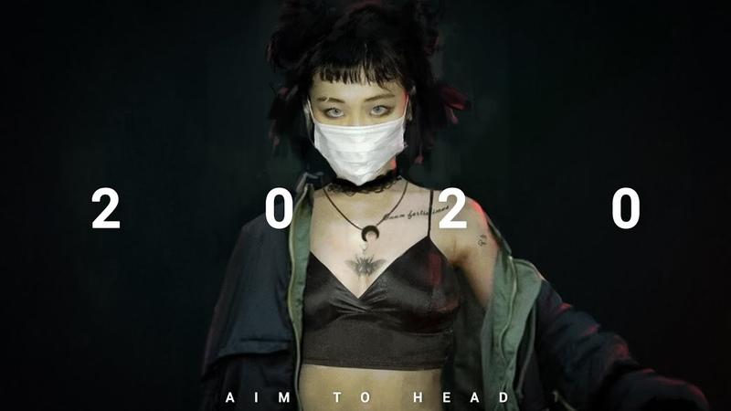 3 Hours Cyberpunk Darksynth Midtempo Mix '2020' Copyright Free