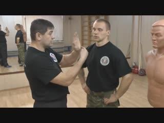 11 Техника ударов руками. Упражения на манекене
