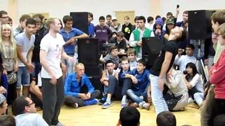 FINAL VERTIFIGHT IN RUSSIA 11: YARUS vs EDDY ELECTRO
