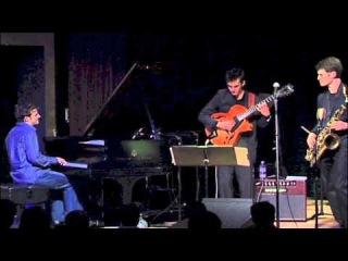 Anton Schwartz - Somewhere (featuring Taylor Eigsti)