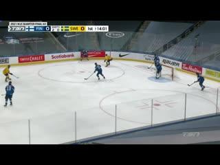 Sweden vs Finland QUARTERFINAL FULL GAME  2021 World Junior Championship